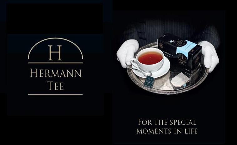 Чай HERMAN в ассортименте